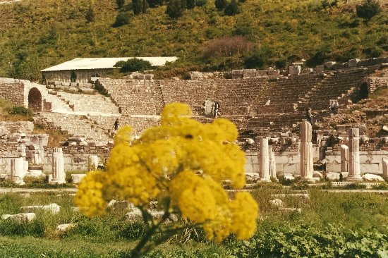 Meryemana (The Virgin Mary's House): The Odeon-Bouleuterion