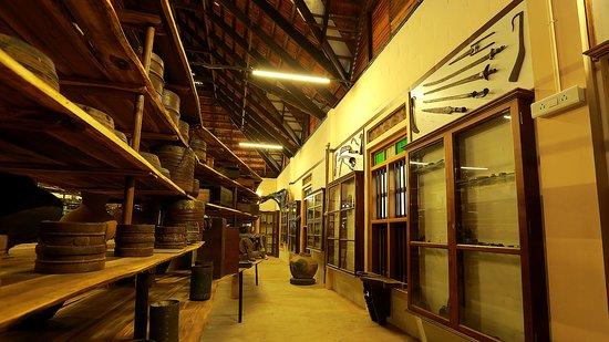 Kumarakom, Indien: Museum
