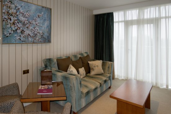 Milton Common, UK: The Oxfordshire Golf Club & Hotel, Suite Room