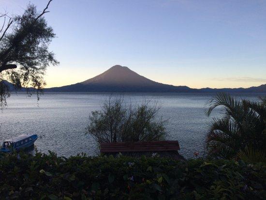 Villa Sumaya: View from my porch