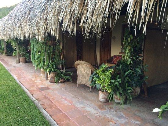 Villa Sumaya: These are the Maya Rose rooms