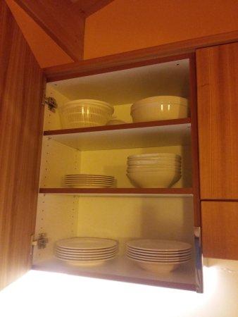 Chalet Matteo: Kitchen Equipment