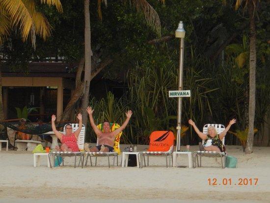 Nirvana on the Beach: One Love