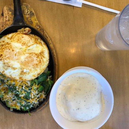 It was amazing breakfast