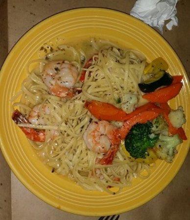 Mama D's Italian: Shrimp Scampi
