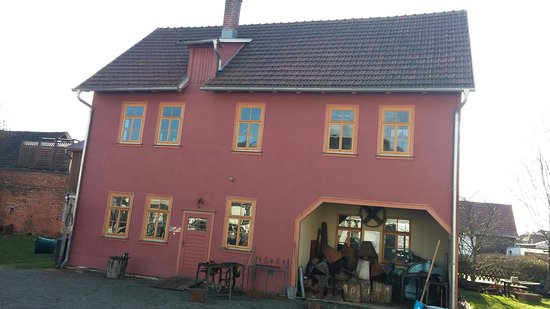 Historische Korkenzieherwerkstatt