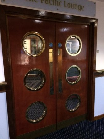 The Liner Hotel Ship doors & Ship doors - Picture of The Liner Hotel Liverpool - TripAdvisor