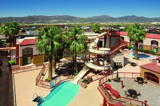 wyndham el paso airport hotel and water park updated. Black Bedroom Furniture Sets. Home Design Ideas
