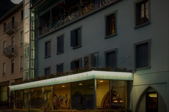 hotel de l 39 europe saint jean de maurienne france. Black Bedroom Furniture Sets. Home Design Ideas