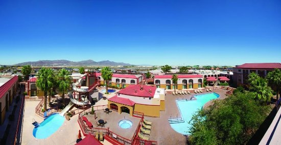 Wyndham El Paso Airport Hotel And Water Park Updated
