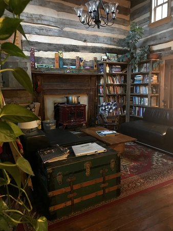 Pearisburg, فيرجينيا: Living Room