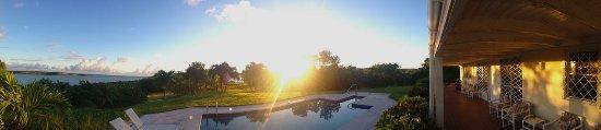 Seatons, Antigua: Sunrise