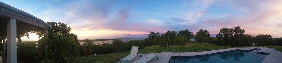 Seatons, Antigua: Sunset