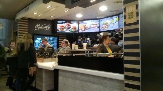 McDonald's, Chalon Way West, St. Helens