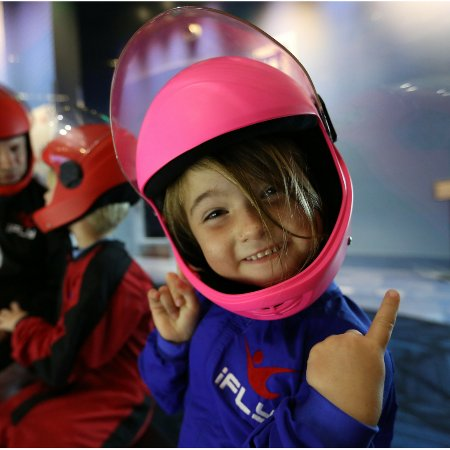 iFLY Oceanside Indoor Skydiving