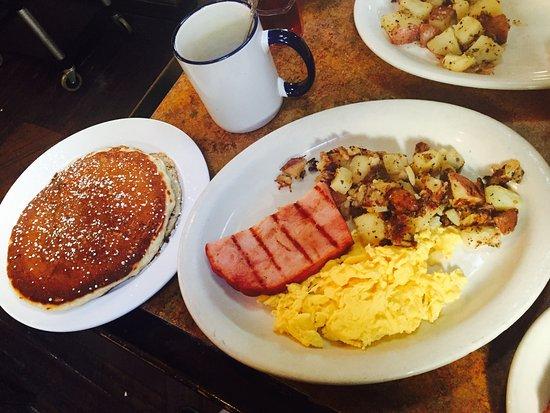 Dottie S True Blue Cafe San Francisco Ca Menu