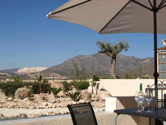Barbarroja, España: studio private terrace view