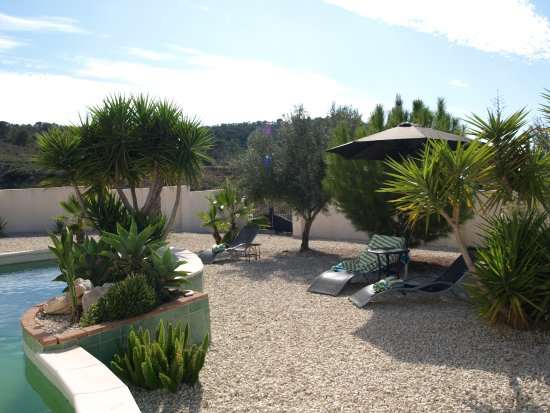 Barbarroja, España: pool area