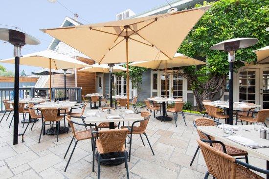 El Dorado Kitchen patio dining - Picture of El Dorado Hotel ...