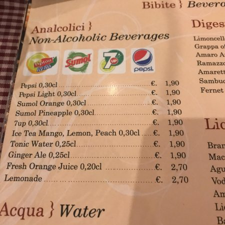 Italy Caffe Ristorante