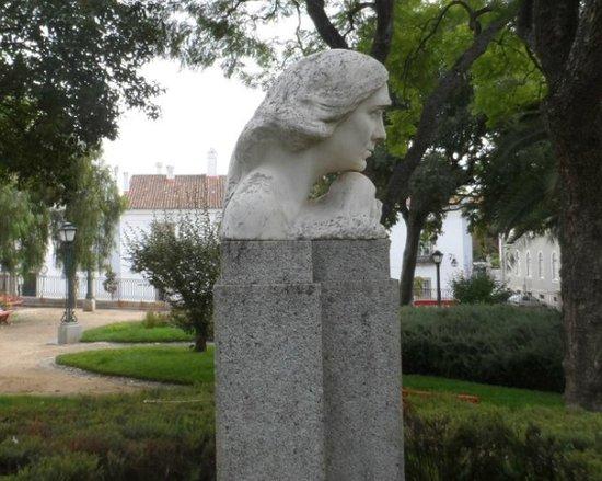 Έβορα, Πορτογαλία: Florbela Espanca