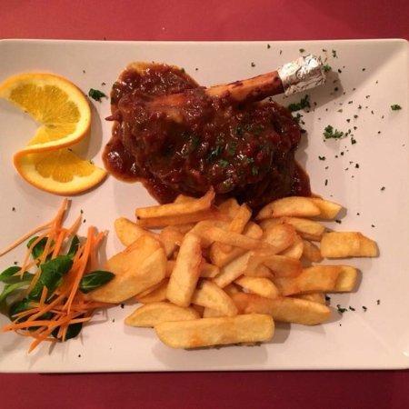 Finnentrop, Tyskland: Leckeres, authentisches griechisches Essen - hausgemacht mit frischen Zutaten