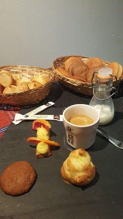 Le P'tea Lunch