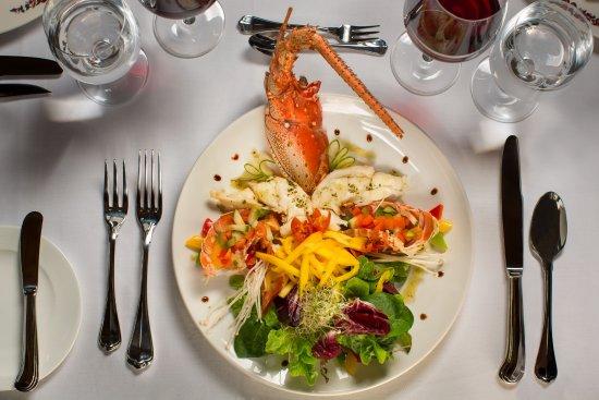 Long Bay Village, Anguilla: Mango Lobster