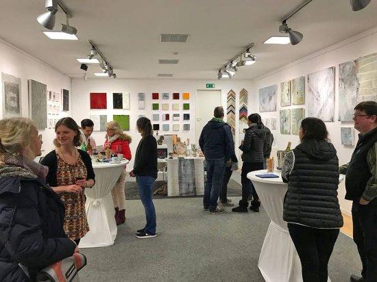 Kunsthaus Billerbeck - Ausstellung mit Arbeiten von Claudia Küster