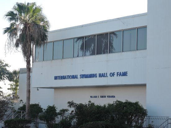 Foto De International Swimming Hall Of Fame Fort Lauderdale Main Swimming Pool Tripadvisor