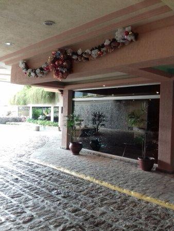 Pipo International Hotel : Entrada
