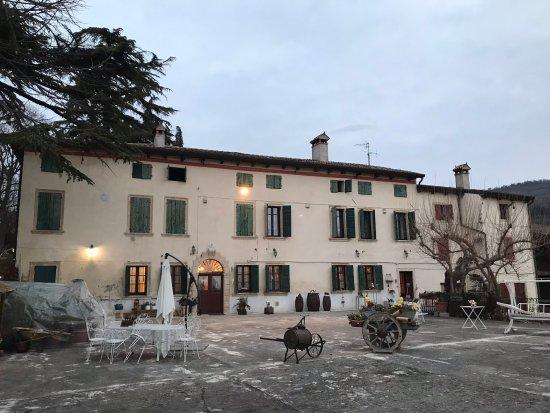 Montorio Verona, Italien: Lo splendido casolare