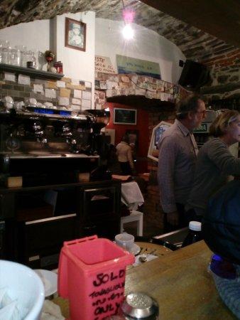 Blue Marlin Cafe : Интерьер.