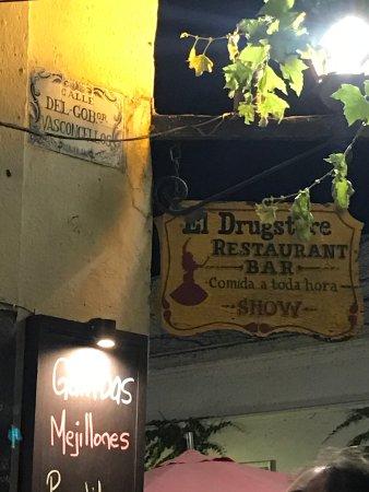 El Drugstore Aufnahme