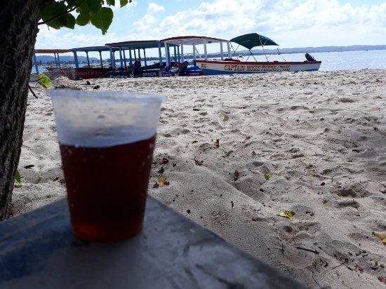 Booby Cay Island: 20180130_175422_large.jpg
