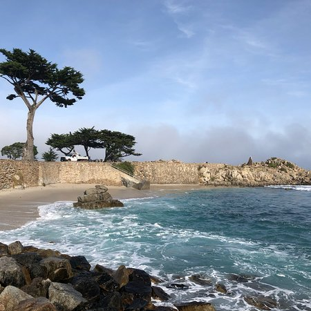 Lovers Point: Panorama views