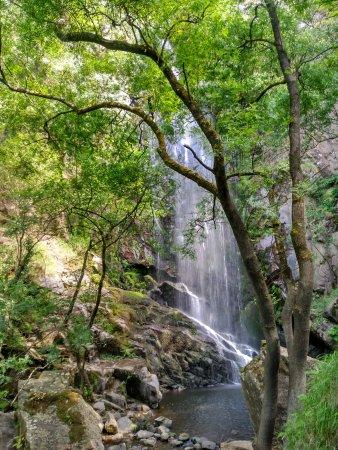 Cascada de Auga Caída