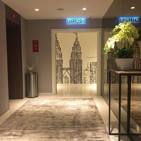 Photo4 Jpg Picture Of Hilton Garden Inn Kuala Lumpur Jalan Tuanku Abdul Rahman North Tripadvisor