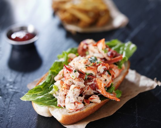Moncton, Kanada: Lobster Roll Worksho