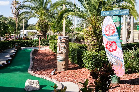 ‪Hawaiian Rumble Adventure Golf‬