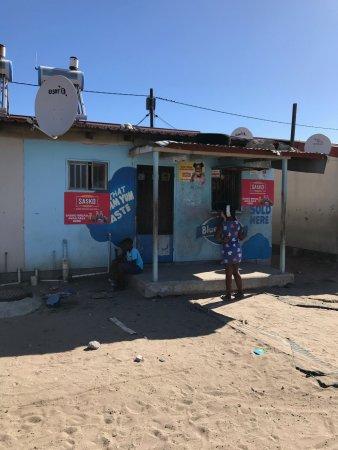 Siviwe Township Tours: Local shops within Langa