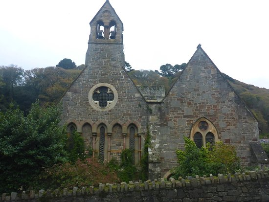 St.John the Baptist Church Lynmouth