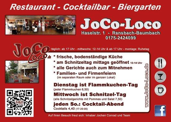 Ransbach-Baumbach, Alemania: www.JoCo-Loco.de