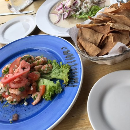 Mar y Juana: Yummy Ceviche