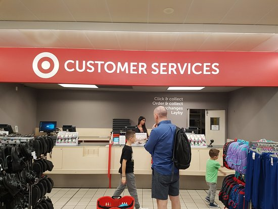 Customer Service In Target For Returns And Other Questions Picture Of Target Centre Melbourne Tripadvisor