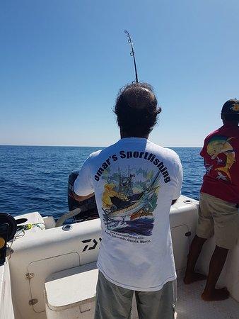 Omar's sportfishing: Omar´s Sportfishing in action!