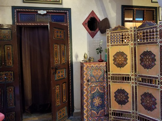 Riad Andalla : Main room