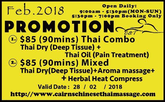 Chinese&Thai Massage