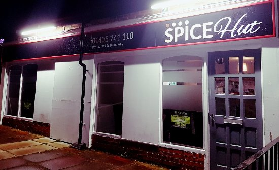 Thorne, UK: The Spice Hut