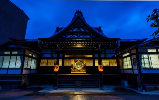 高山善光寺(Takayama Zenko-ji Temple)
